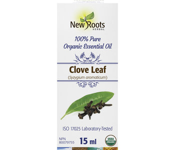 New Roots - Essential Oil - Clove Bud - 15ml
