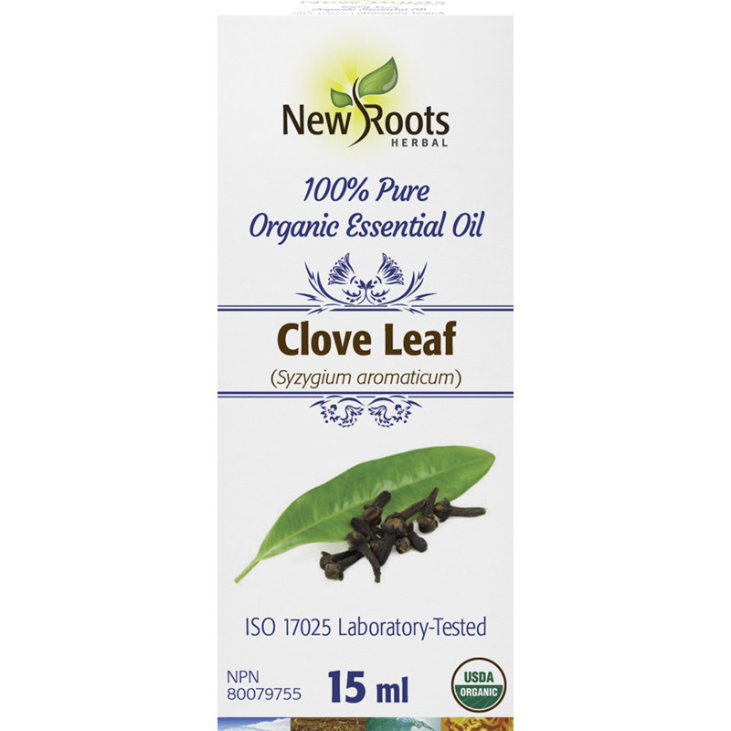 New Roots New Roots - Essential Oil - Clove Bud - 15ml