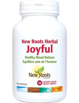 New Roots New Roots - Joyful - 30 V-Caps