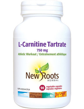 New Roots New Roots - L-Carnitine Tartrate - 90 Caps