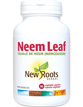 New Roots New Roots - Neem Leaf 500mg - 90 Caps