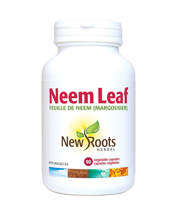New Roots - Neem Leaf 500mg - 90 Caps