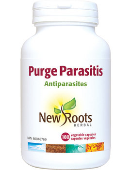 New Roots New Roots - Purge Parasitis - 180 V-Caps