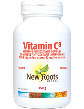 New Roots New Roots - Vitamin C8 - 250g