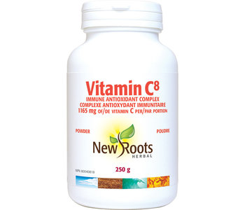 New Roots - Vitamin C8 - 250g