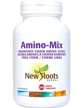 New Roots New Roots - Amino-Mix 850mg - 240 Tabs