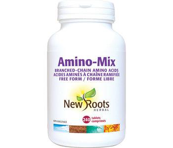 New Roots - Amino-Mix 850mg - 240 Tabs