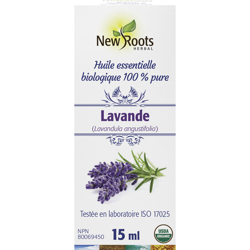 New Roots New Roots - Lavender - 15ml