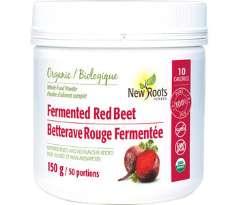 New Roots - Fermented Red Beet Root - Organic - 150g
