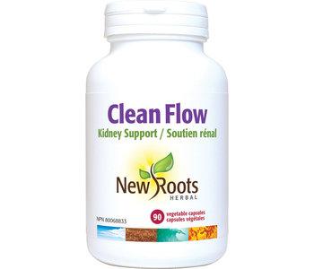 New Roots - CleanFlow - 90 Caps