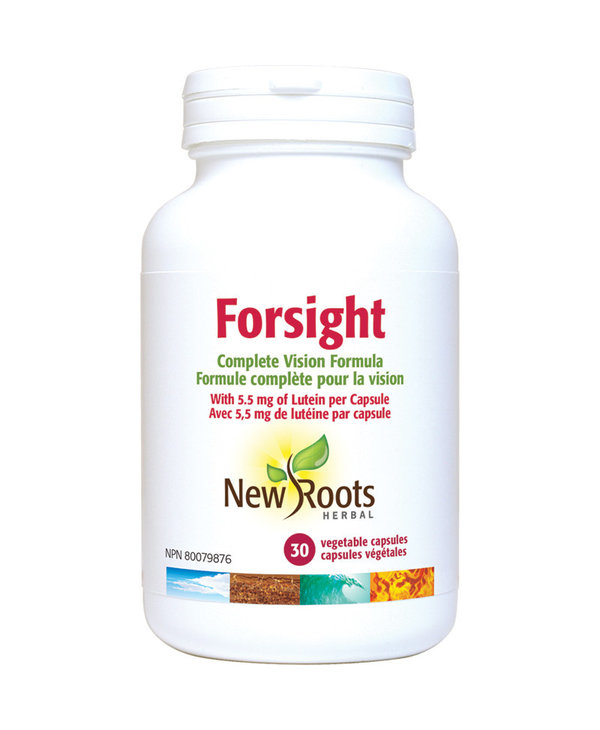New Roots - Forsight - 30 Caps