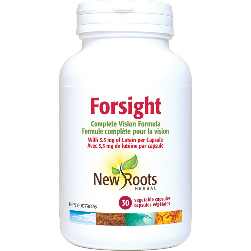 New Roots New Roots - Forsight - 30 Caps
