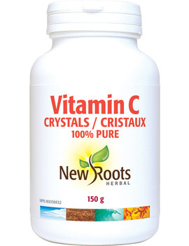 New Roots New Roots - Vitamin C Crystals - 150g