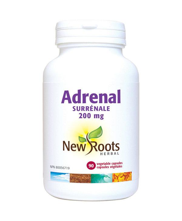 New Roots - Adrenal - 90 Caps
