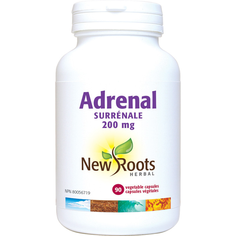 New Roots New Roots - Adrenal - 90 Caps