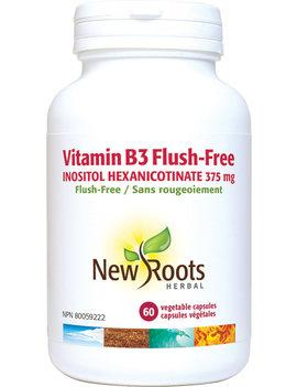 New Roots New Roots - Vitamin B3 Flush-Free - 60 V-Caps