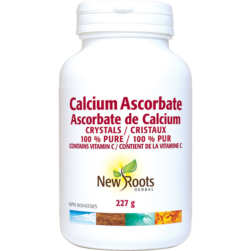 New Roots New Roots - Calcium Ascorbate - 227g
