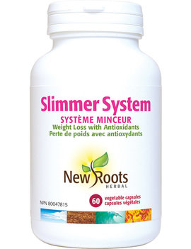 New Roots New Roots - Slimmer System - 60 V-Caps