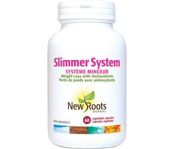 New Roots - Slimmer System - 60 V-Caps