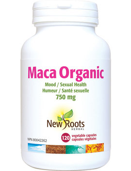 New Roots New Roots - Maca - 120 Caps