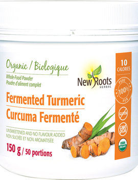 New Roots New Roots - Fermented Turmeric - Organic - 150 g