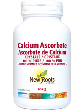 New Roots New Roots - Calcium Ascorbate - 454g