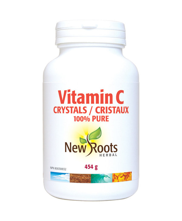 New Roots - Vitamin C Crystals - 454g