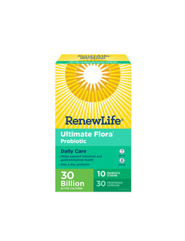 Renew Life Renew Life - Ultimate Flora Daily Care 30 Billion - 30 V-Caps