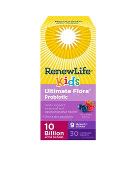 Renew Life Renew Life - Ultimate Flora Kids Probiotic 10 Billion - 30 chewable