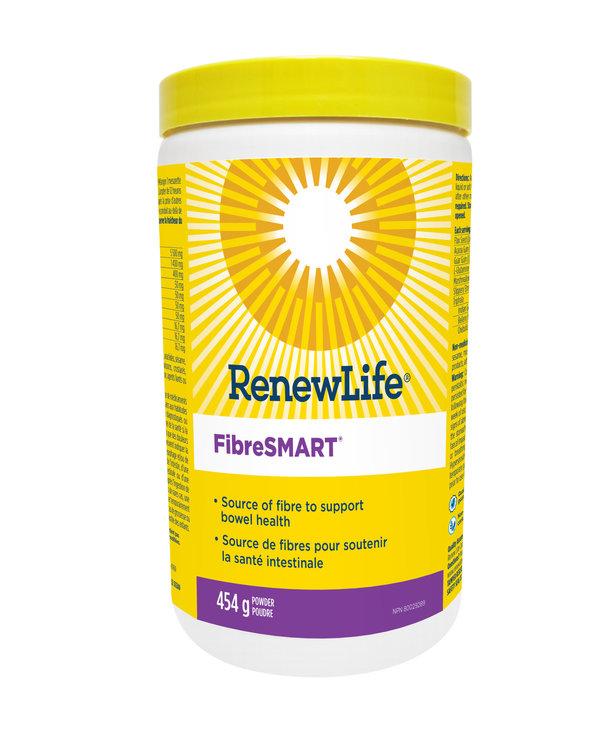 Renew Life - FibreSmart Powder - 454 grams