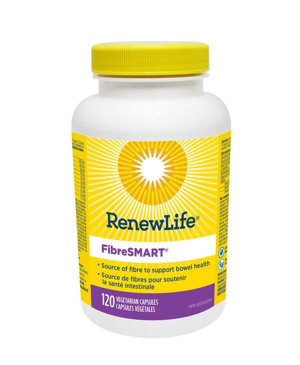 Renew Life - FibreSmart - 120 V-Caps