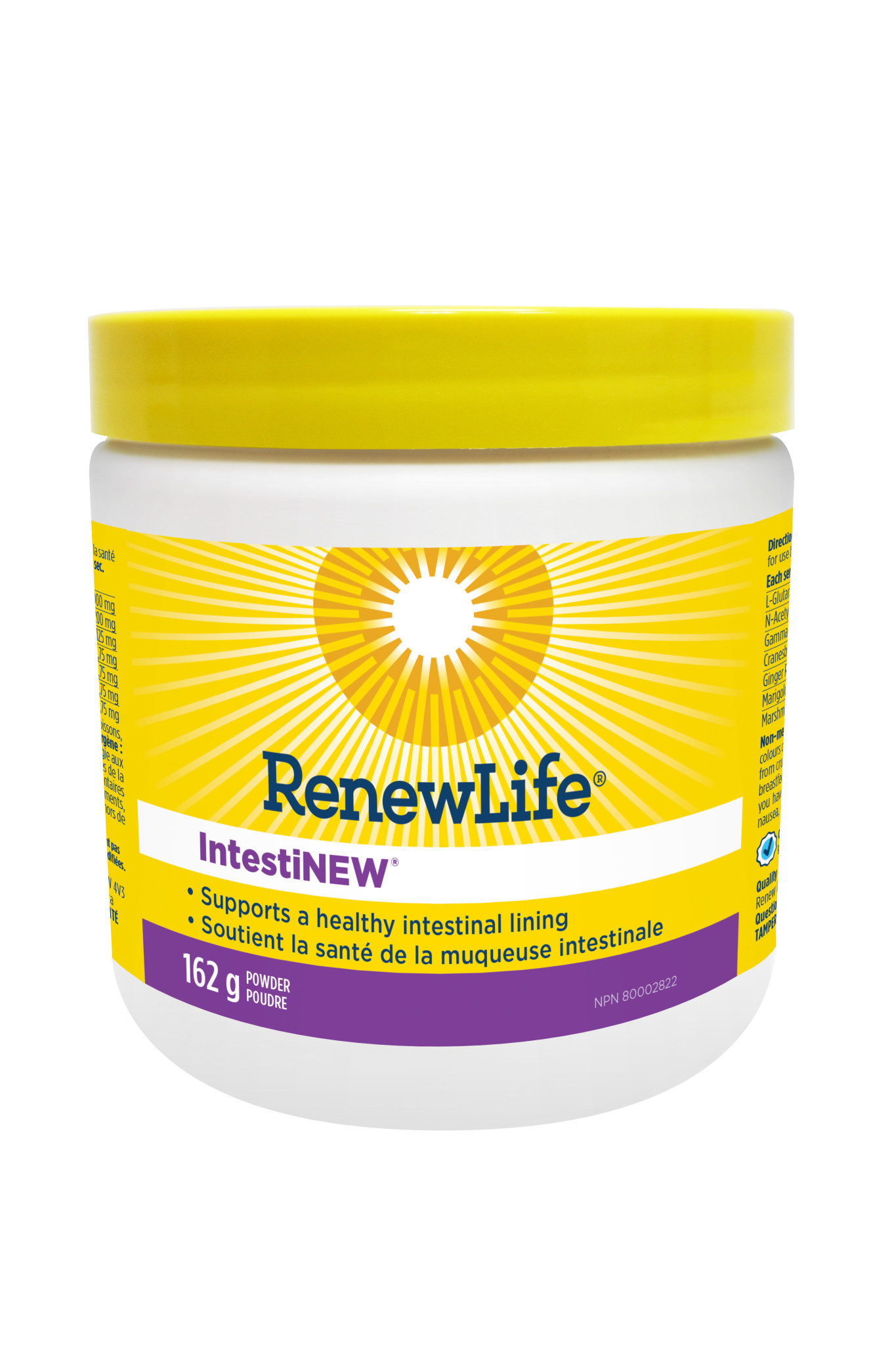 Renew Life Renew Life - IntestiNew Powder - 162g