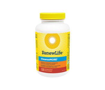 Renew Life - CleanseMore - 120 V-Caps