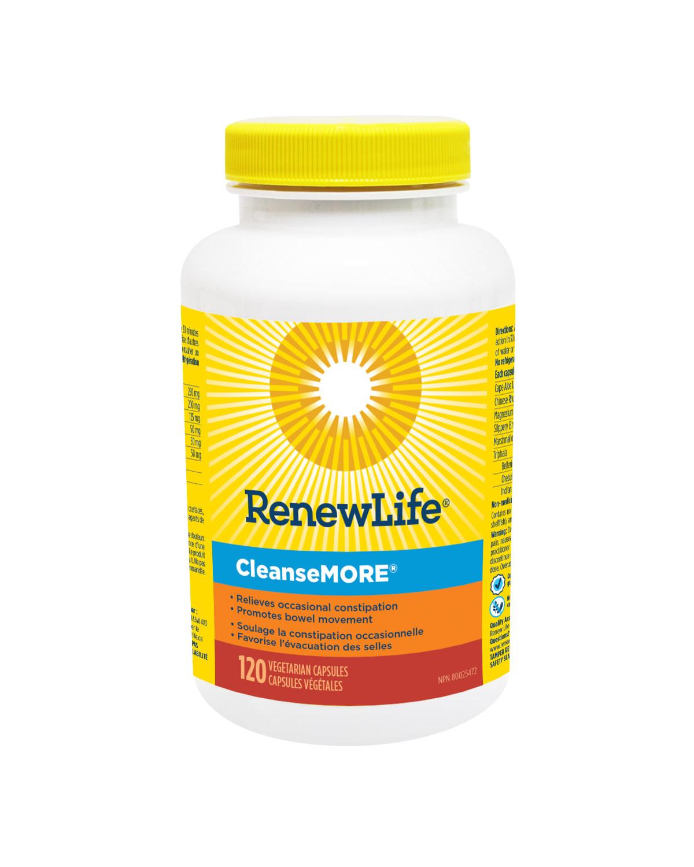Renew Life Renew Life - CleanseMore - 120 V-Caps