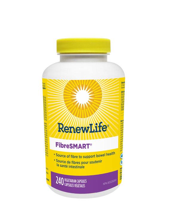 Renew Life - FibreSmart - 240 V-Caps
