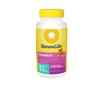 Renew Life - FloraBear - 60 Caps