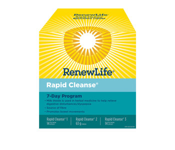 Renew Life - Rapid Cleanse Pack 7 Day Program