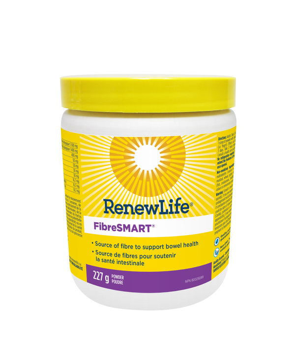 Renew Life - FibreSmart Powder - 227g