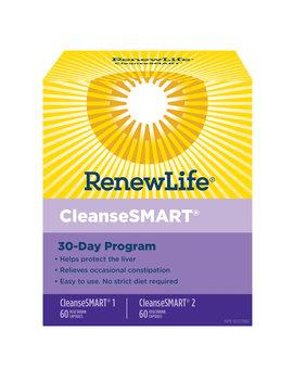 Renew Life Renew Life - CleanseSmart Pack 30 Day Program