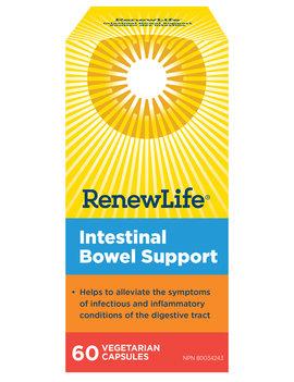 Renew Life Renew Life - Intestinal Bowel Support - 60 V-Caps
