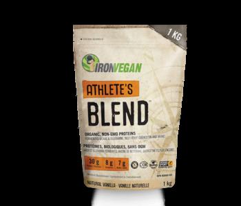 Iron Vegan - Athletes Blend - Natural Vanilla - 1kg