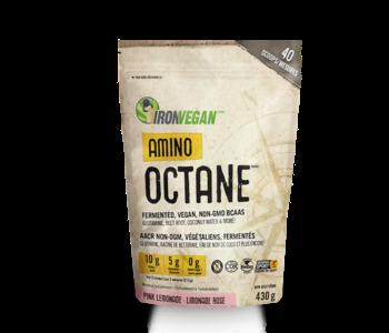 Iron Vegan - Amino Octane - Pink Lemonade - 420g