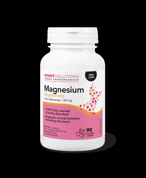 Lorna - Magnesium Bisglycinate 130mg - 90 V-Caps