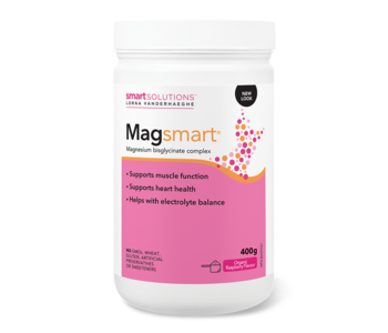 Lorna - MAGsmart - Org. Raspberry Lemonade - 400 grams