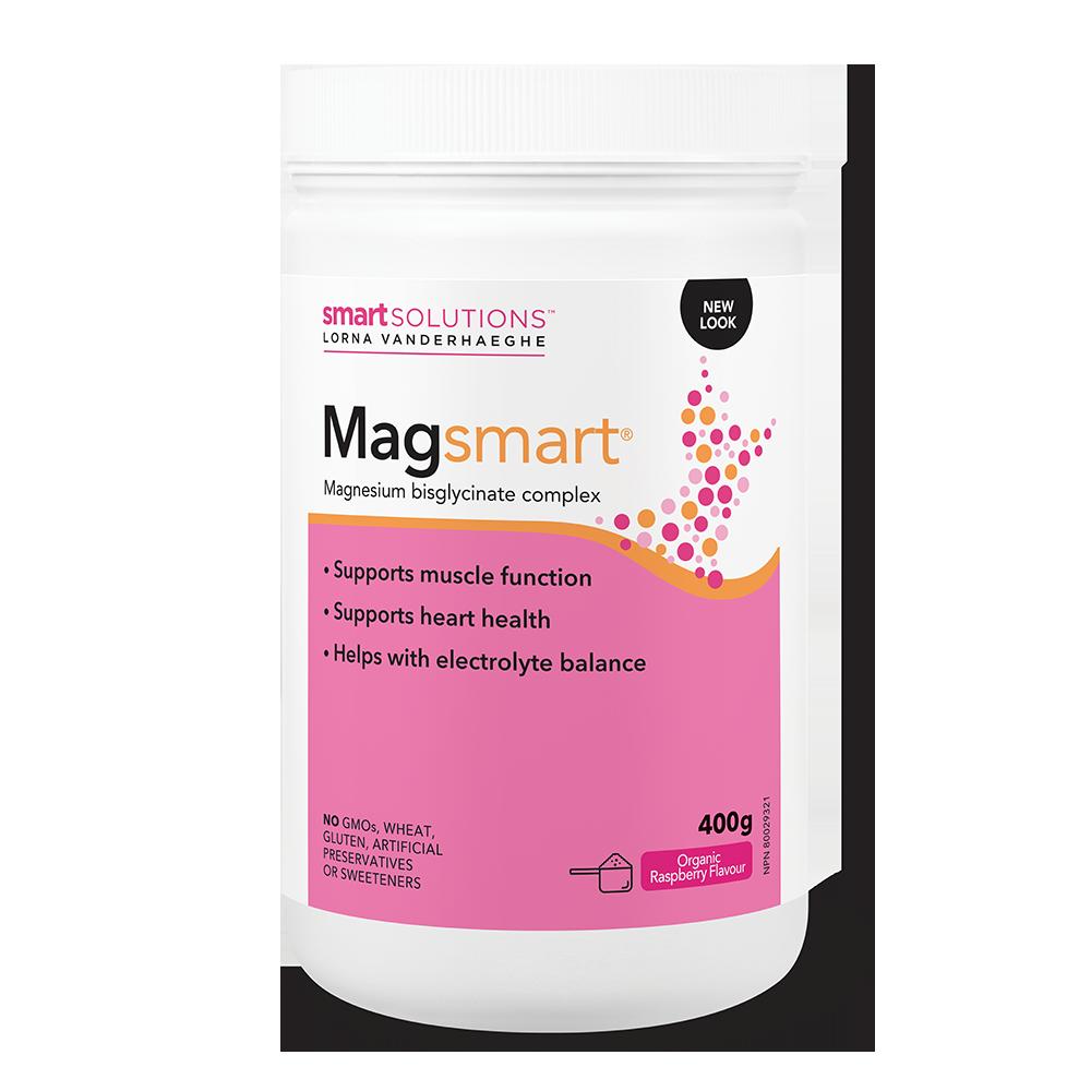 Lorna Vanderhaeghe Lorna - MAGsmart - Org. Raspberry Lemonade - 400 grams