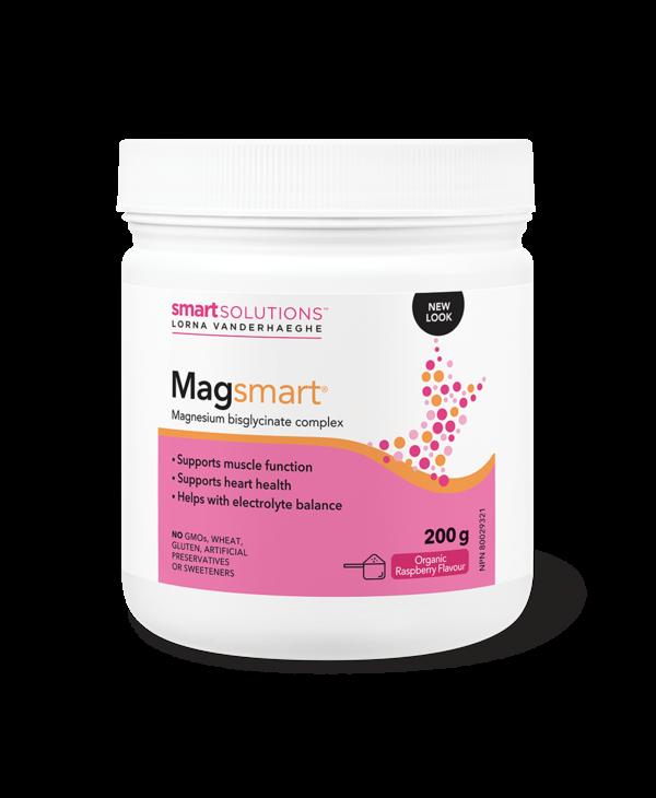 Lorna - MAGsmart - Organic Raspberry - 200g