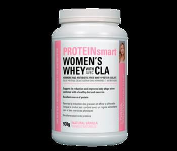 Lorna - ProteinSmart Women's Whey Protein w/ CLA - Natural Vanilla