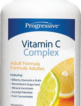 Progressive Progressive - Vitamin C Complex - 60 Caps
