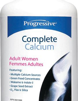Progressive Progressive - Complete Calcium - Adult Women - 120 Caps