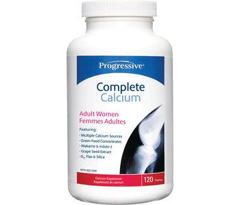 Progressive - Complete Calcium - Adult Women - 120 Caps
